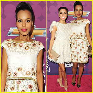 Eva Longoria & Kerry Washington: Black Girls Rock Event!
