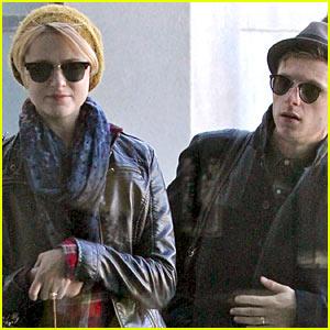 Evan Rachel Wood: Wedding Rings with Jamie Bell?