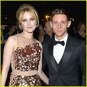Evan Rachel Wood & Jamie Bell: Married!