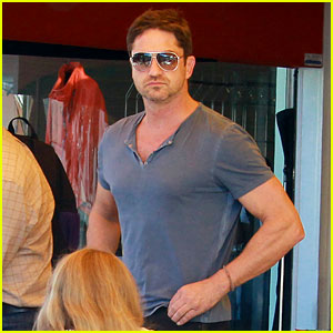 Gerard Butler Opens Up About Rehab
