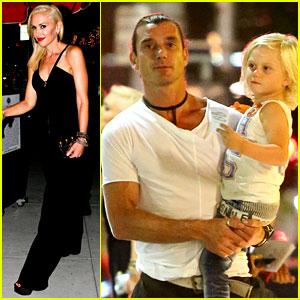 Gwen Stefani: Birthday Celebration with the Family!