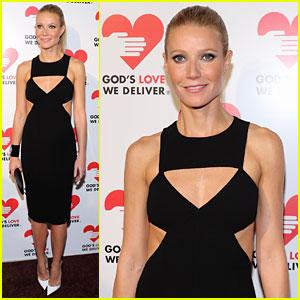 Gwyneth Paltrow: Golden Heart Gala!