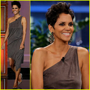 Halle Berry: 'Tonight Show' Appearance!