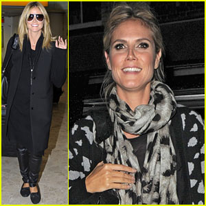 Heidi Klum: 'Project Runway' Finale Tonight!