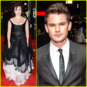 Helena Bonham Carter & Jeremy Irvine: 'Great Expectations' at BFI Film Festival!