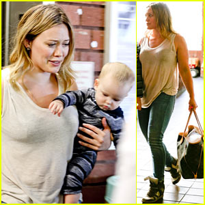 Hilary Duff: I'm at a Different Spot Than My Friends