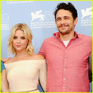 James Franco: Not Dating Ashley Benson!