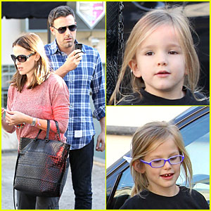 Jennifer Garner: Ben Affleck Receives Lifetime Achievement Award Next Week!