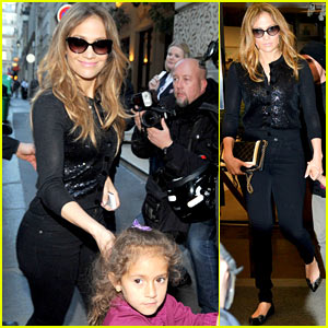 Jennifer Lopez: Tweet2Meet Me!