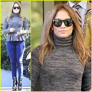 Jennifer Lopez: First Ever Paris Concert Next Week!