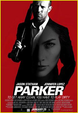 Jennifer Lopez & Jason Statham: 'Parker' Trailer & Poster!