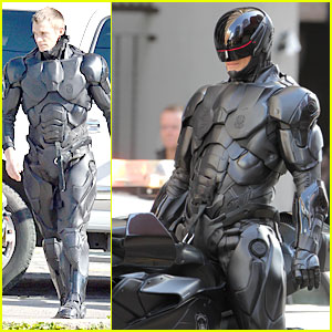 Robocop Photos News And Videos Just Jared
