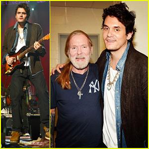 John Mayer: 'Love For Levon' Benefit Concert!