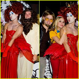 Just Jared's Halloween Party 2012 - RECAP