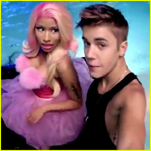 Justin Bieber's 'Beauty And A Beat' Video Feat. Nicki Minaj - Watch Now!