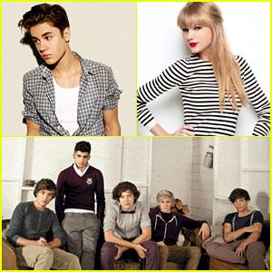 Justin Bieber & Taylor Swift: Z100 Jingle Ball Lineup Revealed!