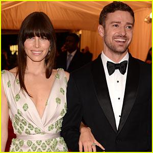 Jessica Biel Justin Timberlake Just Married