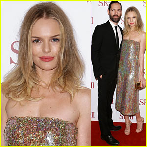 Kate Bosworth: SK-II Skincare Launch with Michael Polish!