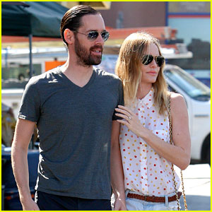 Kate Bosworth & Michael Polish: Bristol Farms Market Mates!