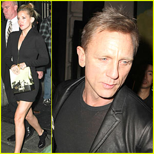 Kate Hudson & Daniel Craig: 'Saturday Night Live' After Party!