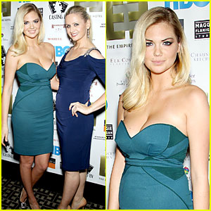 Kate Upton: 'Casting By' New York Screening!