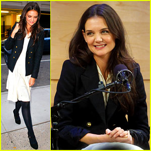 Katie Holmes: New 'Dead Accounts' TV Commercial!