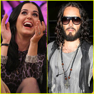 Katy Perry & Russell Brand Attend Lakers Opener Separately