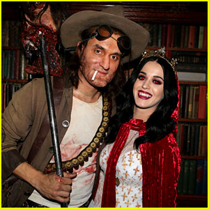 Katy Perry: Vampire Birthday Bash with John Mayer!