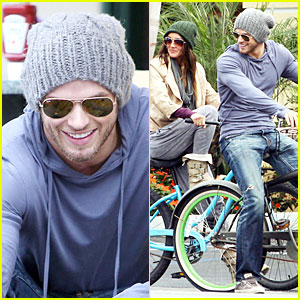 Kellan Lutz: '30 Rock' Guest Star Appearance This Week!