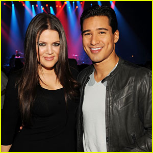 Khloe Kardashian & Mario Lopez: 'X Factor' Co-Hosts?