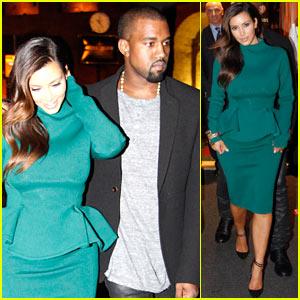 Kim Kardashian & Kanye West: Dal Bolognese Couple