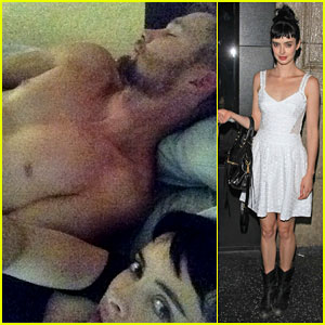 Krysten Ritter: Nap Time with Shirtless Brian Geraghty!