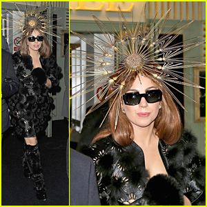 Lady Gaga Loves Seeing Sunday Strollers in Love!