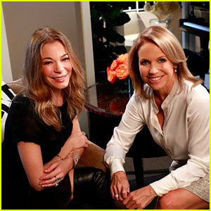 LeAnn Rimes Talks 'Starting Over' After Rehab