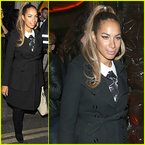 Leona Lewis: Liam Payne is a Really Sweet, Lovely Guy!