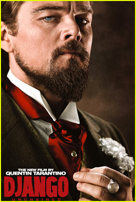 Leonardo DiCaprio: New 'Django Unchained' Posters!