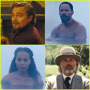 Leonardo DiCaprio & Jamie Foxx: New 'Django Unchained' Trailer!