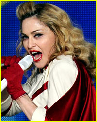 Madonna Upsets Concert Goers With Fake Gun Routine