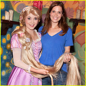 Mandy Moore: 'Miss Most Likely' Star