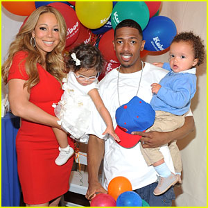 Nick cannon and mariah carey babies