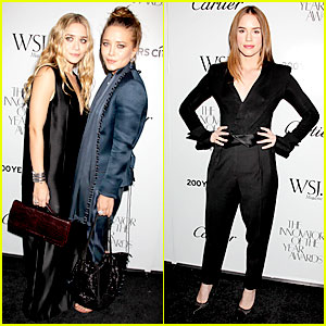 Mary-Kate & Ashley Olsen: WSJ's Innovators of the Year!