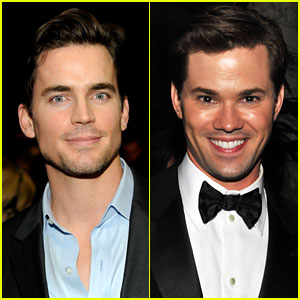 Matt Bomer: Andrew Rannells' Ex Boyfriend on 'New Normal'!