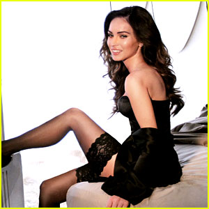 Megan Fox: 'Sharper Image' Campaign Images!