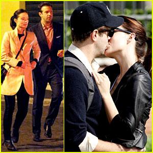 Olivia Wilde & Jason Sudeikis: Roman Romance!