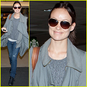 Olivia Wilde: 'Wildly in Love' with Jason Sudeikis!