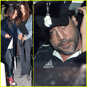 Penelope Cruz & Javier Bardem: Dinner with Monica & Eduardo!