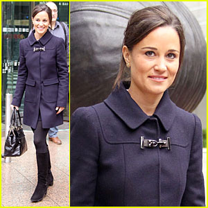 Pippa Middleton: I Was A Tomboy!