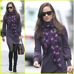 Pippa Middleton is Not Available for Anything!