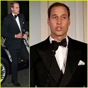 Prince William: October Club Dinner for St. Giles Trust!