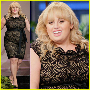 Rebel Wilson: 'Tonight Show with Jay Leno' Appearance!